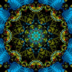Fractal Art by Judy Haas